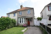 3 bedroom semi detached home to rent in Montague Avenue...