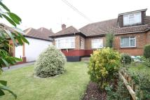 Semi-Detached Bungalow in Eastwood Road, Rayleigh