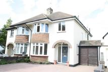 4 bedroom semi detached home in Blenheim Chase...