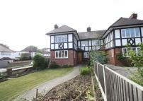 semi detached house in Highlands Boulevard...