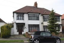 3 bed semi detached home to rent in Crescent Road...