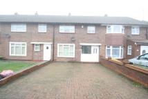 Terraced property in Danescroft Drive...