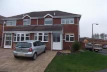 3 bedroom semi detached home in Peake Drive, Tipton