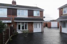 3 bed semi detached property in Bartlett Close, Tipton