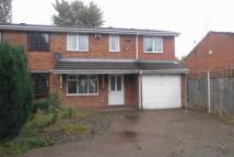 semi detached house for sale in Ruth Close, Tipton