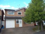 4 bed Detached home in Peartree Drive, Wincham...