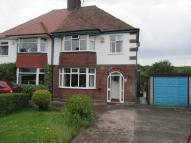 3 bed semi detached home in Runcorn Road...