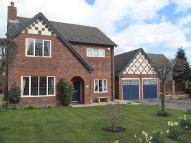 Detached home for sale in Blenheim Close...