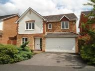 Detached property in Wentworth Grove, Winsford