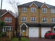 Town House in Nightingale Shott, Egham...
