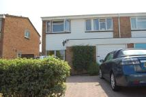 4 bed semi detached house in Fleetway, Thorpe, Egham...