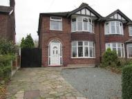 3 bed semi detached house for sale in St Anns Road, Middlewich