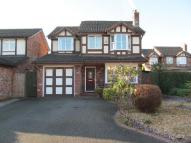 4 bed Detached house for sale in Lime Close, Middlewich...