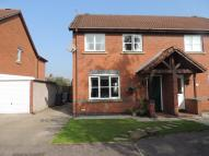 3 bedroom semi detached property for sale in Wardle Mews, Middlewich