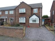 3 bed semi detached home for sale in Moss Drive, Middlewich