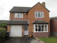 4 bed Detached home for sale in Dexter Way, Middlewich