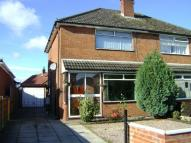 2 bed semi detached house for sale in Rolt Crescent, Middlewich