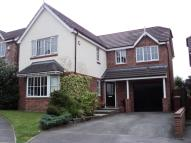 4 bed Detached house for sale in Samian Close, Middlewich