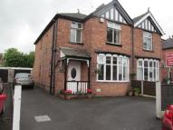 semi detached property for sale in Nantwich Road, Middlewich