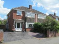 Rolt Crescent semi detached house for sale