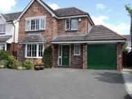 4 bedroom Detached property in Fossa Close, Middlewich