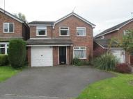 4 bed Detached property in Hayhurst Avenue...