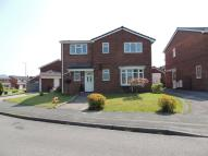 4 bedroom Detached house in Stallard Way, Middlewich