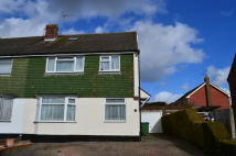 4 bed semi detached property in Barley Croft, Cowfold...