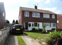 3 bed semi detached house for sale in School Lane...
