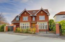Detached house for sale in St Edeyrns Road, Cyncoed...
