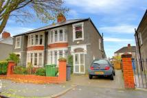 St Augustine Road semi detached property for sale