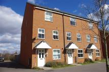 Rugby semi detached property to rent