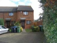 2 bedroom End of Terrace house to rent in Rugby