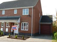 3 bed semi detached property to rent in Cranes Meadow, Harleston...