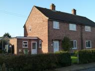 semi detached property in Heckfield Green, Hoxne...