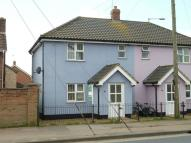 semi detached house in Diss, Norfolk