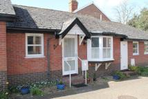 Holly Court Terraced Bungalow for sale