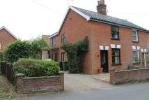 3 bed semi detached home for sale in Candlers Lane, Harleston...