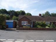 Semi-Detached Bungalow to rent in Broad Lane, Tiverton...