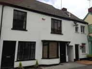 2 bed Terraced home to rent in High Street, Wellington...