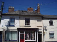 1 bed Studio apartment in Park Street, Tiverton...