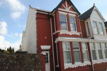 3 bed End of Terrace house in Dunheved Road, SALTASH