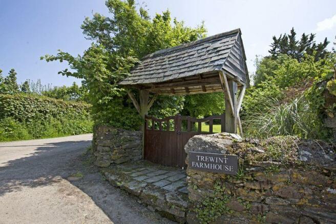 Trewint Farmhouse