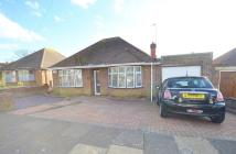 2 bed Detached Bungalow in Windmill Close, Hove...