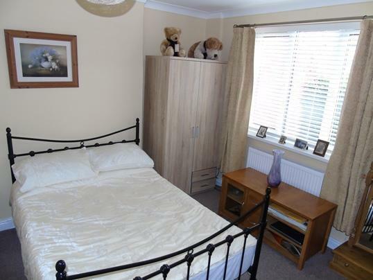Downstair bedroom - sitting room