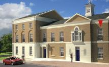 new Flat in Poundbury