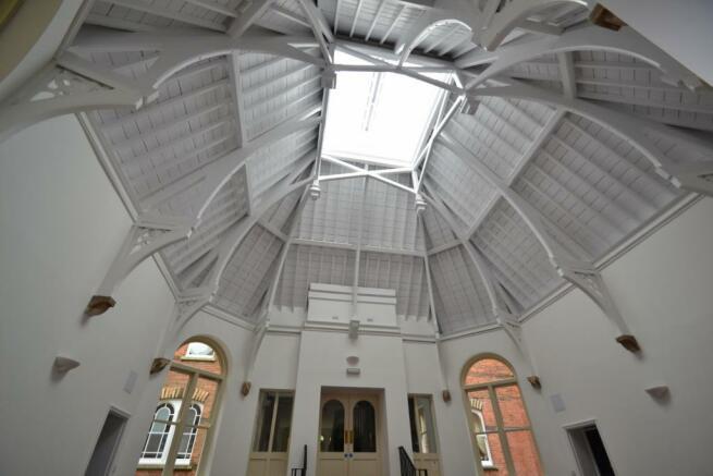Vestibule Ceiling