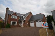 Detached property in Raglan Gardens, Lydney