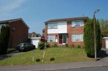 Detached home in Almond Walk, Lydney