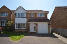 Detached house in Julius Way, Lydney